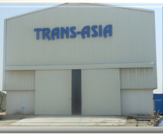 Project Trans Aisa PipeLine Services
